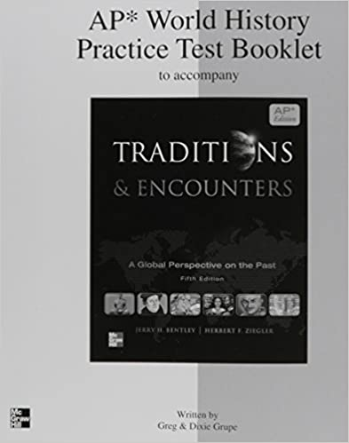 Amazon bentley traditions encounters 2011 1e ap practice bentley traditions encounters 2011 1e ap practice tests ap traditions encounters world history 1st edition fandeluxe Gallery