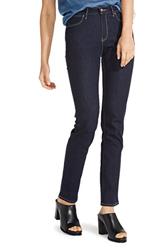 Jeans Donna Rinsewash Slim Wrangler High F5qTwAw