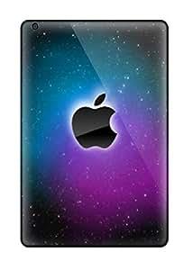 Ipad Mini/mini 2 EMSrifr3825VDWSk Apples Collection Tpu Silicone Gel Case Cover. Fits Ipad Mini/mini 2