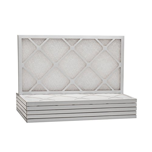 Tier1 Replacement for 16x25x1 Merv 6 Basic Air Filter/Furnace Filter 6 Pack