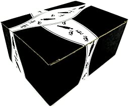 Bissinger\'s Gummy Pandas 7-Flavor Variety: One 3 oz Bag Each in a BlackTie Box (7 Items Total)