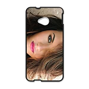 DAZHAHUI Demi Lovato Cell Phone Case for HTC One M7
