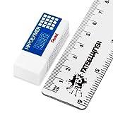 Hi-Polymer Small Mini Plastic Rubbers Erasers