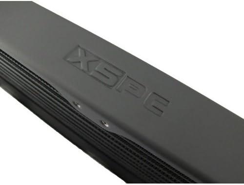 120mm x 3 Black Multiport XSPC EX360 Radiator Triple Fan