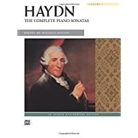 Haydn - The Complete Piano Sonatas, Vol 1: Comb Bound Book