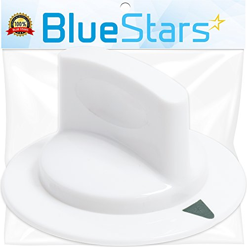 Ultra Durable WE1M652 Timer Knob Replacement Part by Blue Stars- Exact Fit for Hotpoint General Electric Dryer- Replaces 1264289 AP3995164 PS1482196