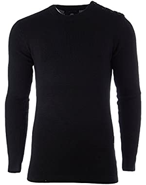 G-Star MT Dadin Knit Regular Fit Pullover Sweater - Mens