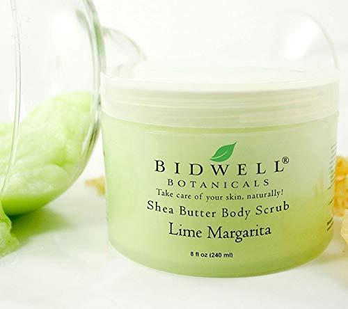 - Lime Margarita Body Scrub Exfoliate Daily with Sugar and Salt