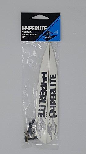 Hyperlite 2019 .8 P-Wing 2 Pack Fin Kit