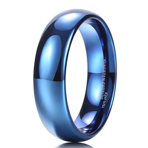 King Will CLASSIC Polished Tungsten