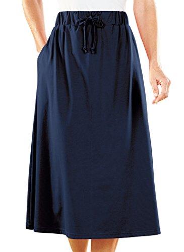 Comfort Waist Skirt