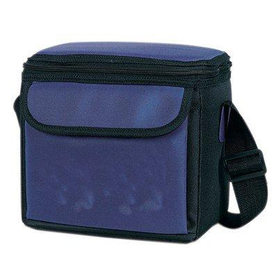 Yens ® Fantasybagデラックスカラーブロック6パッククーラー、3396 3396-Navy Blue B005408FDU  ネイビーブルー