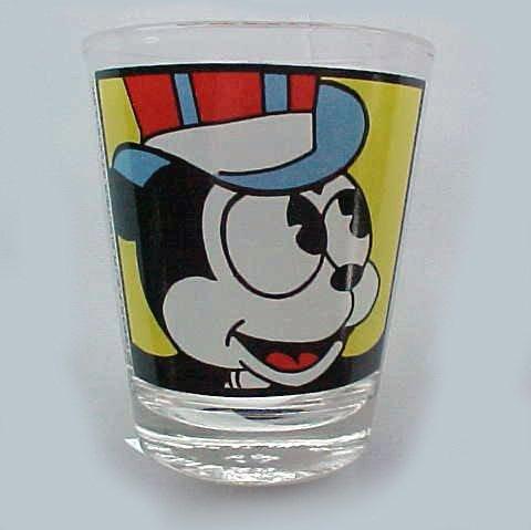 Betty Boop Glass Shot Glass - 6