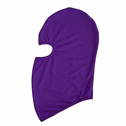 Heavyweight Tactical Hood (Maoko Kids Thin Hood Balaclava,Ski Face Mask Balaclava for Child (20 Colors))