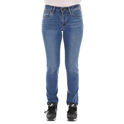 Bleu 712 32 32 Levis Jeans Slim XTx8fzx