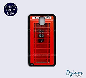 Galaxy Note 3 Case - London Telephone Booth