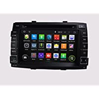 7 Inch Quad Core 1024*600 Android 5.1 Car DVD GPS Navigation Player for KIA SORENTO 2011-2012 With Radio Bluetooth 3G Wifi Steering Wheel Control