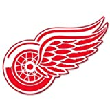 "Detroit Red Wings 4"" X 4"" Deca"