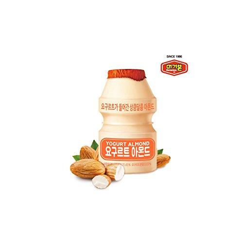 yogurt covered almonds - 5