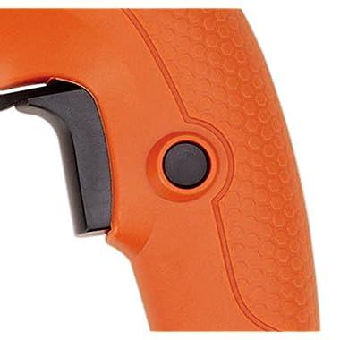 BLACK+DECKER HD455KA 10mm 550 Watt Impact Drill Kit, Engineered Plastic (Orange, 41-Pieces) 13