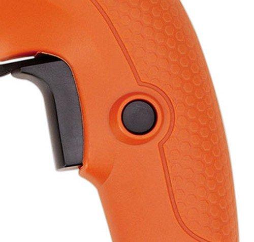 BLACK+DECKER HD455KA 10mm 550 Watt Impact Drill Kit, Engineered Plastic (Orange, 41-Pieces) 6
