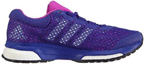 adidas Performance Response Boost Damen Laufschuhe Violett (Flash Pink S15/Ftwr White/Night Flash S15)