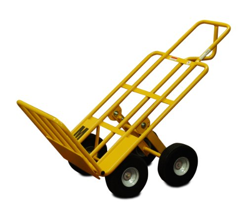 American-Cart-Equipment-Multi-Mover-with-Fold-Down-Rear-Wheels-and-Foot-Plate-750-Pound-Capacity
