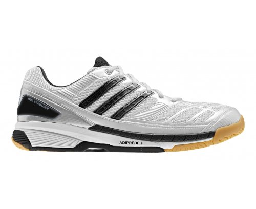 Adidas Badminton Feather Court Shoes White cheap official 8Ew9jeB3