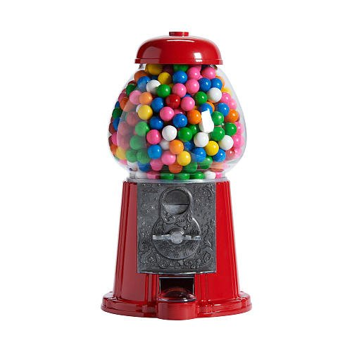 Dispenser Gum Bubble - Medium Gumball Bank, 12