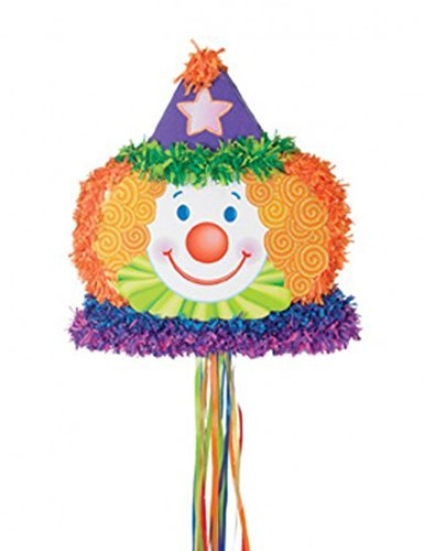 Clown Head Pinata -
