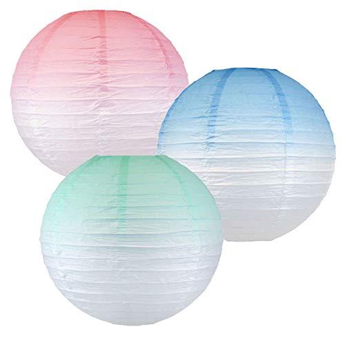 Led Paper Globe Lights in US - 5