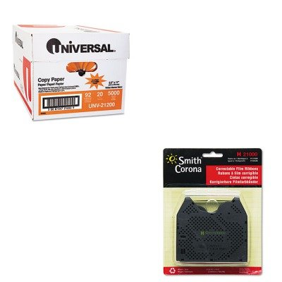 KITSMC21000UNV21200 - Value Kit - Smith Corona 21000 Corr...