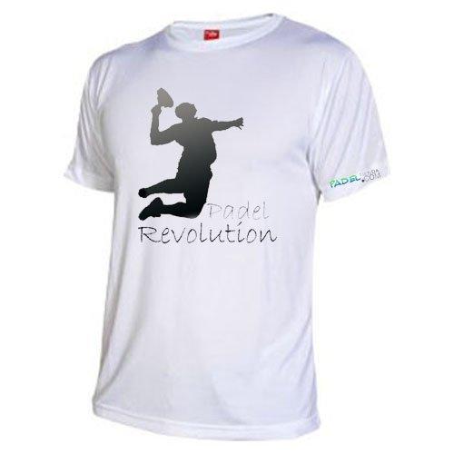 PADEL REVOLUTION Camiseta Black Man: Amazon.es: Deportes y ...