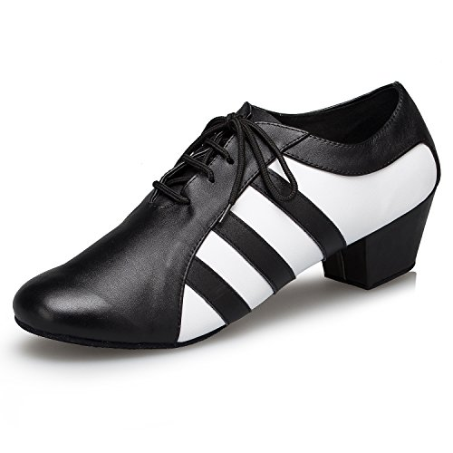 Miyoopark , Salle de bal homme - blanc - Black/White-4.5cm heel,