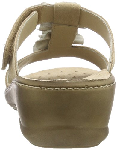 14 Donna Herne Rohde Natur Ciabatte Beige xqXxdw8BE