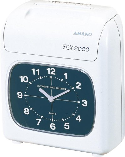 Amano Time Recorder BX2000 by Amano