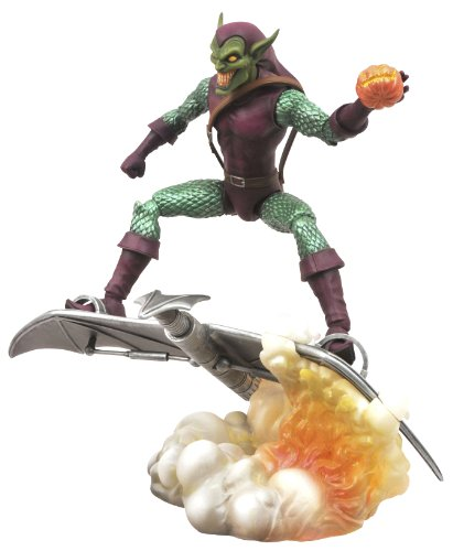 (Diamond Select Toys Marvel Select: Green Goblin Action)