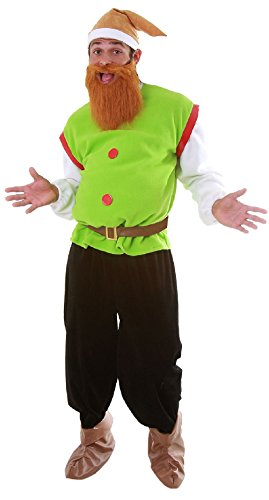 Funny Adult Elf Set (Fairy Tales Costumes For Boys)