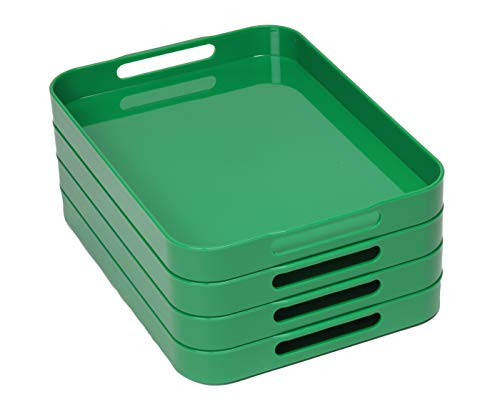 montessori stackable trays - 4