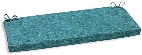 Pillow Perfect Outdoor Indoor Remi Lagoon Bench Cushion