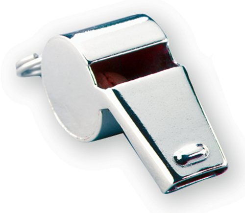 nickel plated whistle - 7