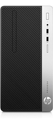 HP ProDesk Desktop Intel Core i5 4GB Memory 500GB Hard Drive Black/Silver Z2H64UT