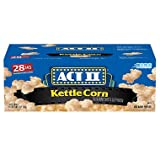 Product of ACT II Kettle Corn Microwave Bags (28 ct.)- Pack of 2 - [Bulk Savings]