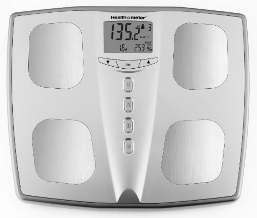 Buy Health O Meter Bfm884dq1 60 Body Fat Monitoring Scale Online At