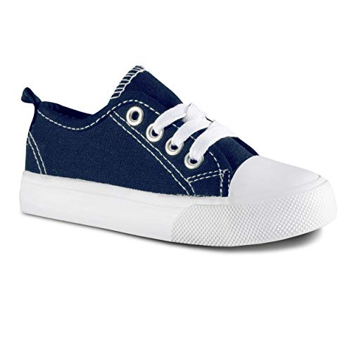 ZOOGS Fashion Sneakers Girls Boys, Toddler to Big Kid Sizes