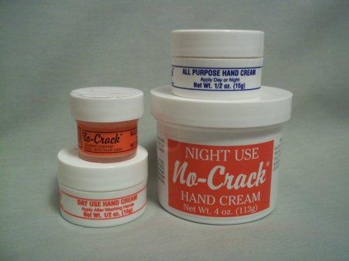no-crack-night-use-hand-cream-4oz-with-3-pocket-purse-sizes