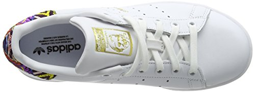 Footwear de Zapatillas White White Mujer Smith Blanco W 0 Footwear White Deporte para Stan Footwear adidas IqCO1wxF7