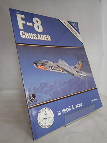 F-8 Crusader in Detail and Scale - D & S Vol. 31 for sale  Delivered anywhere in USA