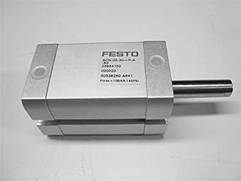 Details about  /Festo ADN-25-100-I-P-A Compact Cylinder Kompaktzylinder New NMP