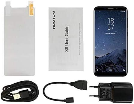 App HOMTOM S8 5.7 Inch 4G RAM 64G ROM Dual Rear Camera Fingerprint 4G Phone: Amazon.es: Hogar